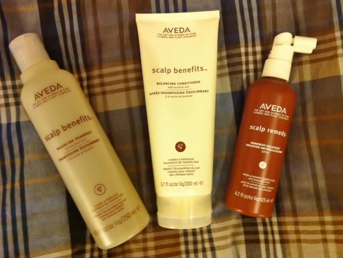 Aveda balancing shampoo ingredients